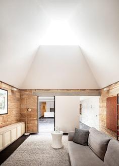 living room / Benn & Penna Architects