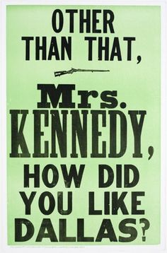 GH_OtherThanThat300dpi.jpg (478×725) #george #horner #poster #dallas #kennedy #type