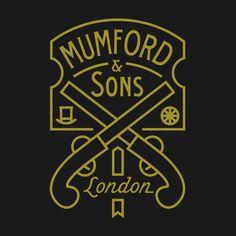 Rike MumfordPistols #mark #logo #monoline
