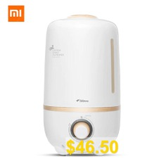 Original #Xiaomi #Deerma #4L #Large #Capacity #Air #Humidifier #For #Home #Office #250ml #h #Large #Mist