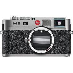Leica M9 Rangefinder Digital Camera Body (Steel Grey) 10705 - ($500+) — Svpply #m9 #leica #photography #equipment