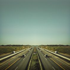 Pale Grain THE HIGHWAY #limited #edition #print #mirror #copenhagen #highway