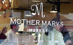 Mother Mary's Market & Rizco Design Are Golden « Rizco Design #design #graphic #identity
