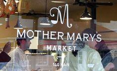 Mother Mary's Market & Rizco Design Are Golden « Rizco Design #design #graphic #identity