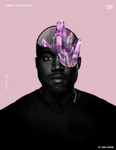 Kanye Loves Kanye – A Poster A Day