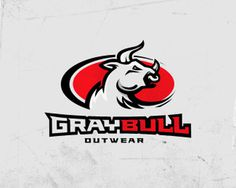 Bull Logo #logo #identity