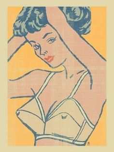 OMG Posters! #illustration #retro #vintage