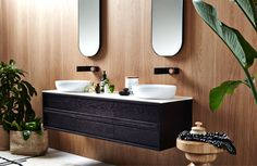 ISSY Bathroom Collection - #bath, #interior, #decor, #home