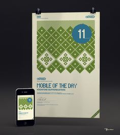 fwa mobile award hires #poster