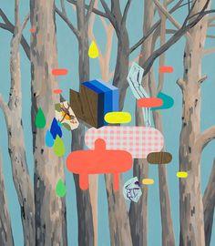 James Kudo | PICDIT #art #design #painting #artist #colour