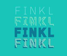 FINKL #font