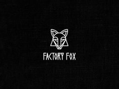 Factory Fox Identity #mark #niemeijer #identity #trend #outline