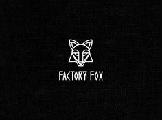 Factory Fox Identity #mark #niemeijer #identity #trend #outline