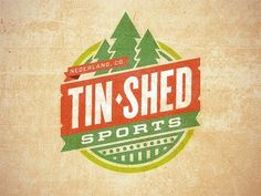 Dribbble - Tin Shed (B) by Monte Mitchell