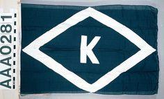 K Flag #flag