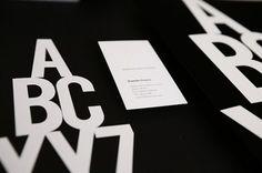 ABCXYZ   Lovely Stationery #stationary #logo #corporate #branding