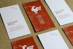 GoldLunchbox_Updates_11 #business #card #simple #illustration #cock #logo