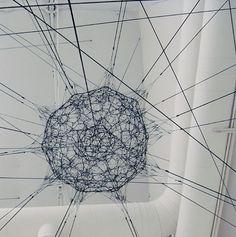 .tumblr | GMUNK #plexus #wires #cell #organic #atom