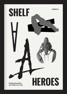 The first ever Shelf Heroes zine is up for pre-order now! → http://bit.ly/sh-zine