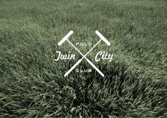 Twin Cities Polo Club Logo #logo