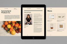Aesthete Curator : Nourished 09 #layout