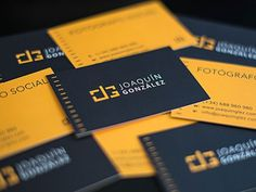 JG Business Cards