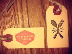 Dribbble - Stamped! by Riley Cran #printed #logotype #print #ink