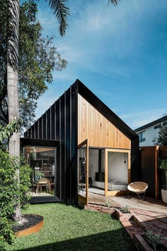 Wooden Cabin in Elwood by FIGR Architecture Studio – Design.
