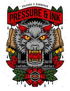 PRESSURE & INK
