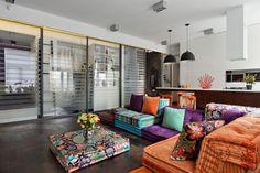 50 sqm Secret apartment in Kiev