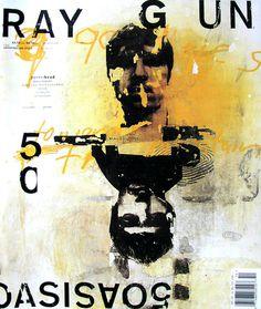 Ray Gun : Design Is History #carson