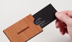 Eskimo identity on Behance #card #holder