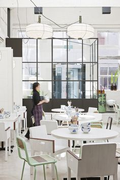 David's Restaurant Thisispaper Magazine #spaces
