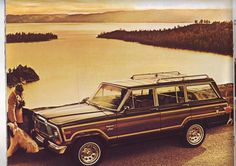 wagoneer790001fw4 #jeep #vintage #ad #keep #cherokee