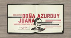 Juana Azurduy, me llaman. #editorial #design #graphic #book