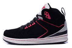Nike Air Jordan Sixty Club Black Gym Red Metallic Silver White Mens Shoes #shoes