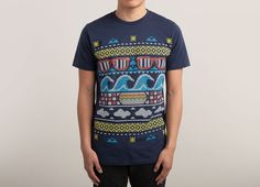 """Ugly Summer Sweater"" - Threadless.com - Best t-shirts in the world #pixel"