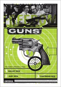 charles s. anderson design co.   Nozone Magazine Empire Posters