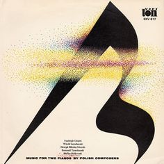 Polskie Nagrania - 50 Watts #design #graphic #sleeve #vinyl #vintage
