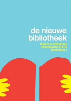bibliotheek posters - georgiaperry