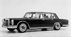 Mercedes-Benz-600_Pullman_Limousine_1964.jpg 1,600×845 pixels #600 #limo #mercedes #pullman #mb