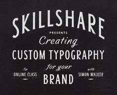 Skillshare — Simon Walker / Super Furry