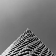 The Broad Museum, Los Angeles. Follow @geometryclub on Instagram. #architecture #photography