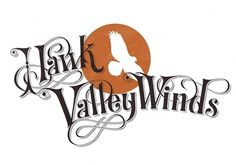 Various Lettering Projects on Typography Served #winds #feather #bird #logo #hawk #valley #typography
