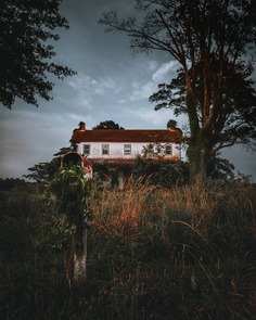 Brilliant Abandoned Houses in Virginia and North Carolina by Kyle Boykin