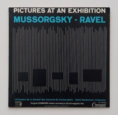 Pictures-at-an-Exhibition-Mussorgsky-Ravel.JPG 600×587 pixels #design #minimal #essential #music #basic