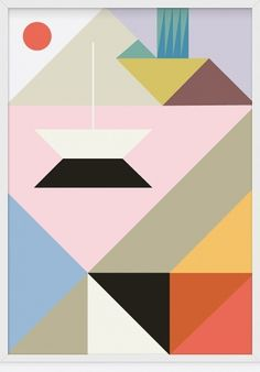 http://www.christophergray.eu/ #illustration #geometry #christopher gray #simplicity