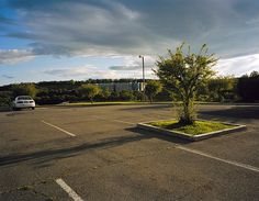 Parking Lot (Elementary School) — Peter Croteau #photo #photography #lot #parking