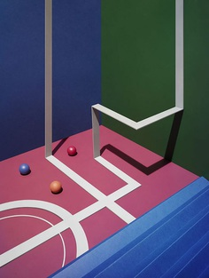 Ping Pong is a photography series byrenowned London-based photographer, James Day. Featuring a deconstructed, multidimensional ping pong table, the project plays with light and shadows, geometric lines and illusion, as well as perspective. For more of the most beautiful designs visit mindsparklemag.com