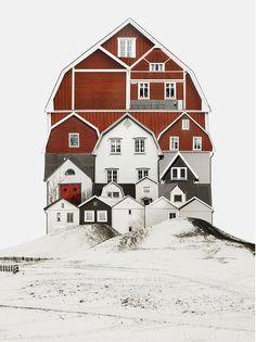 SE / Sweden / Upland, Collage
